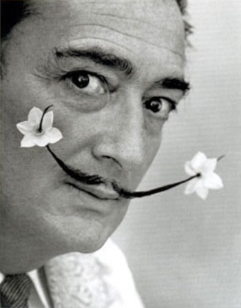 Photo of Salvadore Dali
