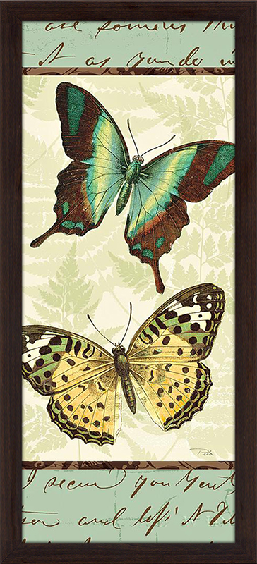 Butterfly Patchwork I