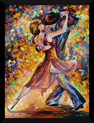 IN THE RHYTHM OF TANGO