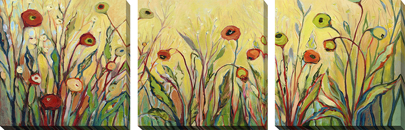 SummerPoppies I
