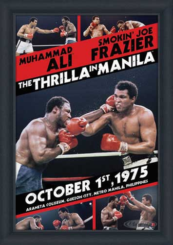 Ali vs. Frazier Thrilla