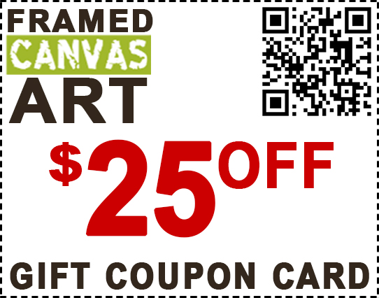 $25 OFF Coupon Card