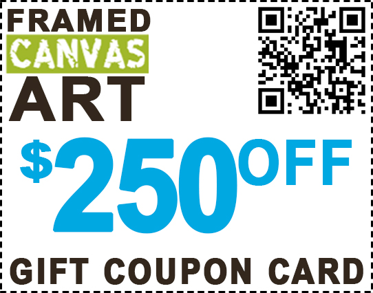 $250 OFF Coupon Card