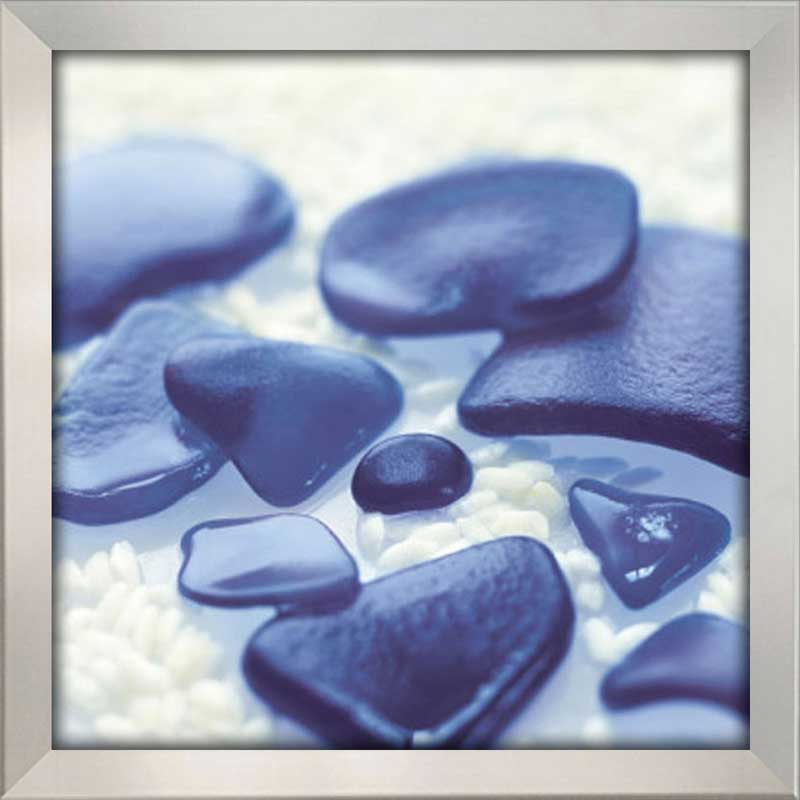 Sea Glass Cobalt
