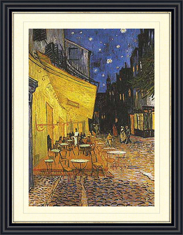 Terrace Cafe, Van Gogh