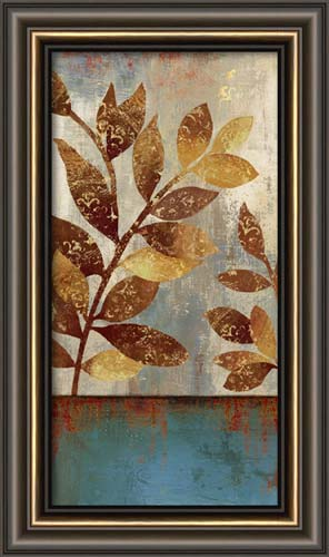 Bronze leaves II