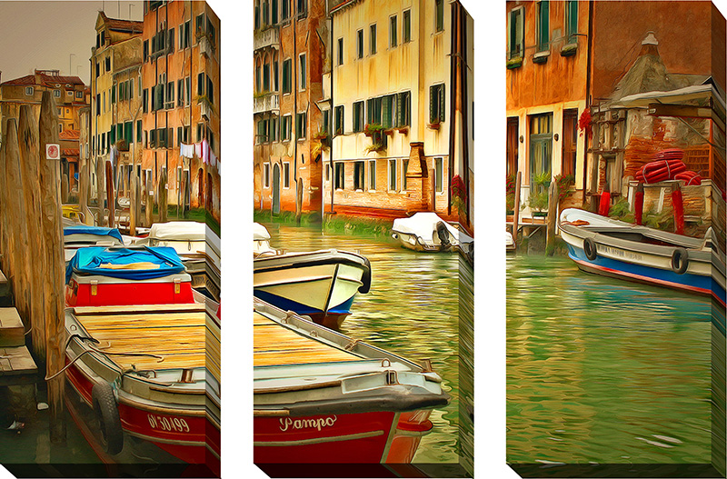 Venice Canals IV